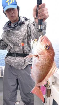 海皇丸の2019年9月30日(月)3枚目の写真