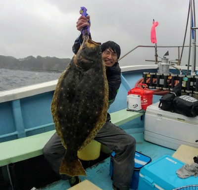 佐々木釣具店 平進丸の2019年10月6日(日)1枚目の写真