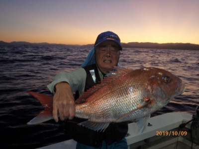 秀吉丸の2019年10月9日(水)5枚目の写真