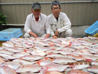 奥村釣船の2019年10月10日(木)1枚目の写真