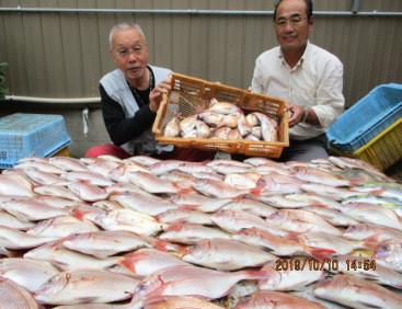 奥村釣船の2019年10月10日(木)2枚目の写真