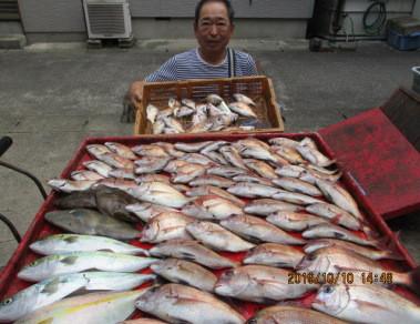 奥村釣船の2019年10月10日(木)3枚目の写真