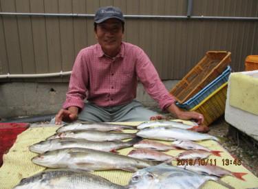奥村釣船の2019年10月11日(金)4枚目の写真
