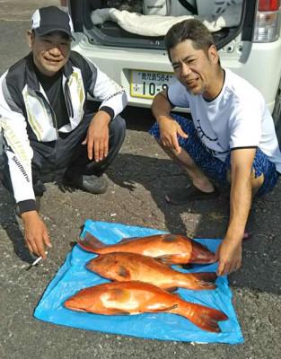 蝶栄丸の2019年10月9日(水)1枚目の写真
