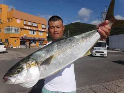 丸銀釣りセンターの2019年9月16日(月)3枚目の写真