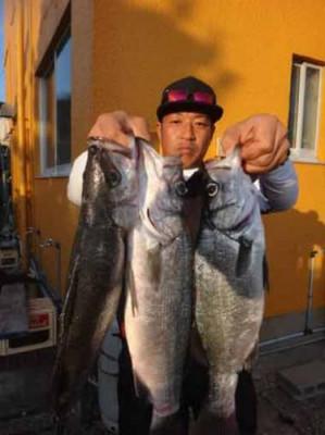 丸銀釣りセンターの2019年9月16日(月)4枚目の写真