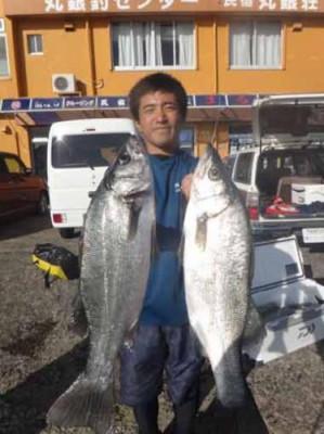丸銀釣りセンターの2019年9月17日(火)2枚目の写真