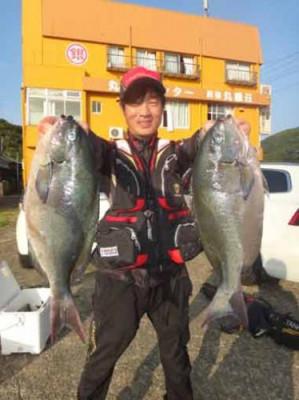 丸銀釣りセンターの2019年9月25日(水)2枚目の写真