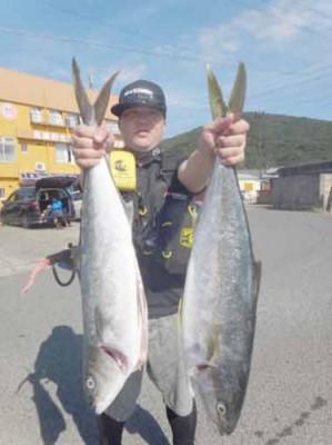 丸銀釣りセンターの2019年9月25日(水)4枚目の写真