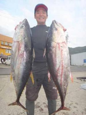 丸銀釣りセンターの2019年9月26日(木)2枚目の写真