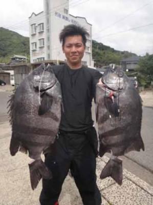 丸銀釣りセンターの2019年9月27日(金)1枚目の写真