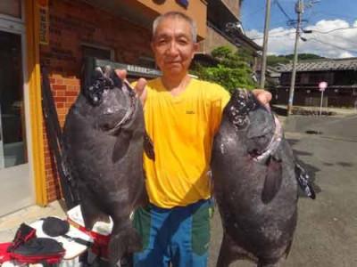 丸銀釣りセンターの2019年9月28日(土)1枚目の写真