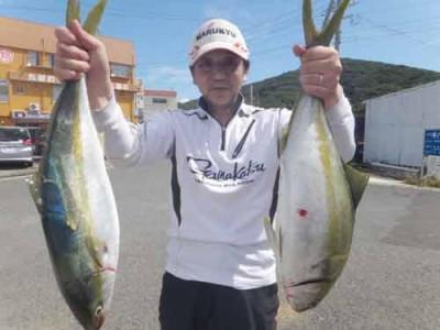 丸銀釣りセンターの2019年9月28日(土)2枚目の写真