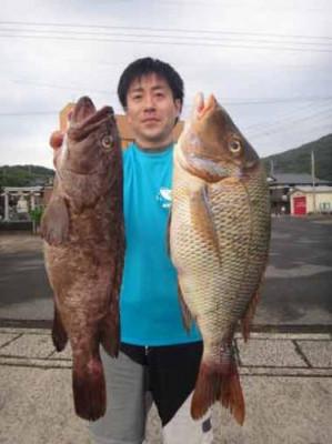 丸銀釣りセンターの2019年9月29日(日)2枚目の写真
