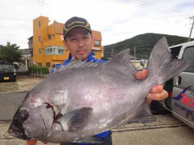 丸銀釣りセンターの2019年9月30日(月)1枚目の写真