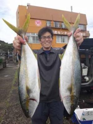 丸銀釣りセンターの2019年9月30日(月)2枚目の写真