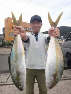 丸銀釣りセンターの2019年9月30日(月)3枚目の写真