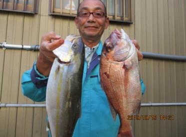 奥村釣船の2019年10月15日(火)1枚目の写真