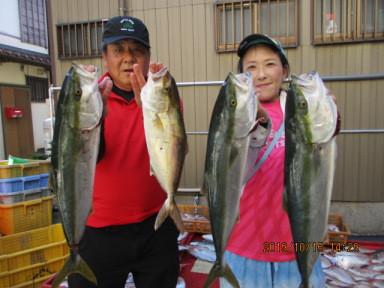 奥村釣船の2019年10月15日(火)2枚目の写真