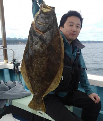 佐々木釣具店 平進丸の2019年10月18日(金)1枚目の写真