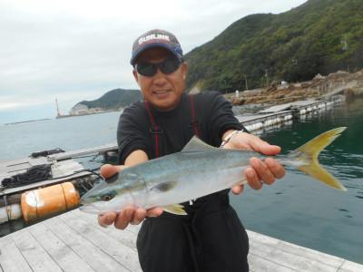 由良海つり公園&釣堀ランドの2019年10月18日(金)2枚目の写真