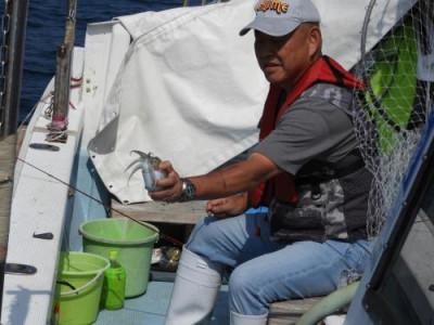 釣具の海友の2019年10月14日(月)2枚目の写真