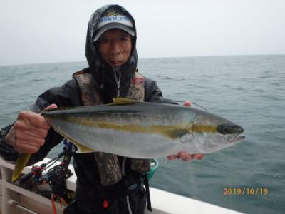 秀吉丸の2019年10月19日(土)1枚目の写真