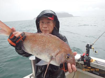 秀吉丸の2019年10月19日(土)3枚目の写真