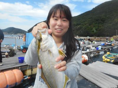 由良海つり公園&釣堀ランドの2019年10月20日(日)2枚目の写真