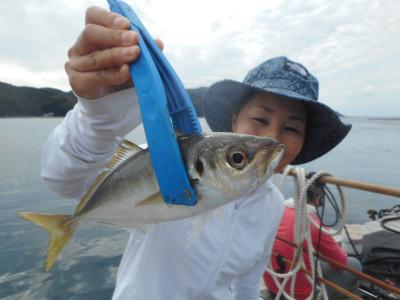 由良海つり公園&釣堀ランドの2019年10月20日(日)3枚目の写真