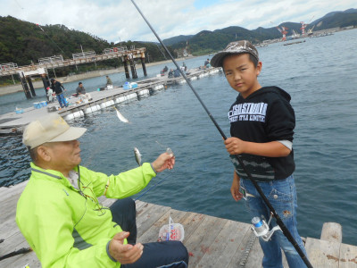 由良海つり公園&釣堀ランドの2019年10月20日(日)4枚目の写真