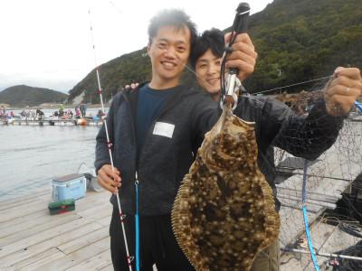 由良海つり公園&釣堀ランドの2019年10月20日(日)5枚目の写真