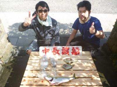 中長渡船の2019年10月20日(日)1枚目の写真