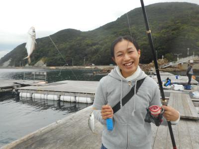 由良海つり公園&釣堀ランドの2019年10月21日(月)1枚目の写真