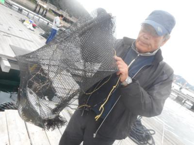 由良海つり公園&釣堀ランドの2019年10月21日(月)2枚目の写真