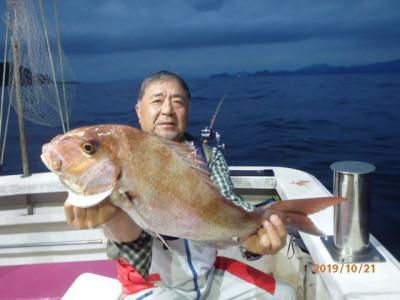 秀吉丸の2019年10月21日(月)2枚目の写真
