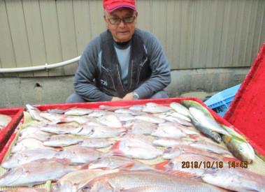 奥村釣船の2019年10月19日(土)4枚目の写真