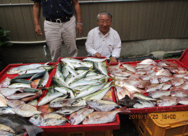 奥村釣船の2019年10月20日(日)3枚目の写真