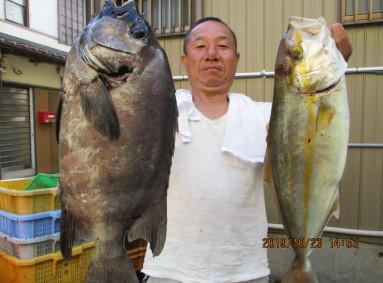 奥村釣船の2019年10月23日(水)2枚目の写真