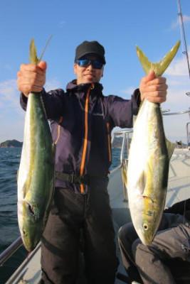 西岡遊漁の2019年10月21日(月)3枚目の写真