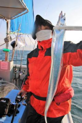 西岡遊漁の2019年10月21日(月)5枚目の写真