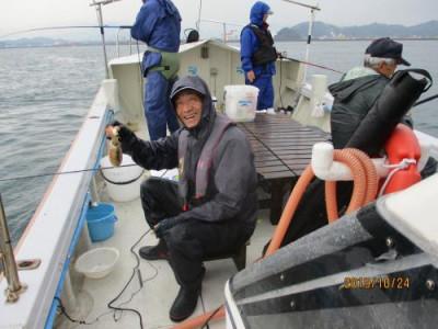 釣具の海友の2019年10月24日(木)2枚目の写真