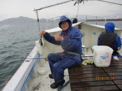 釣具の海友の2019年10月24日(木)3枚目の写真