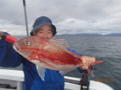 秀吉丸の2019年10月25日(金)4枚目の写真