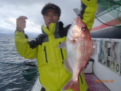 秀吉丸の2019年10月25日(金)5枚目の写真