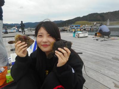 由良海つり公園&釣堀ランドの2019年10月26日(土)1枚目の写真