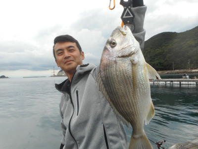 由良海つり公園&釣堀ランドの2019年10月26日(土)2枚目の写真