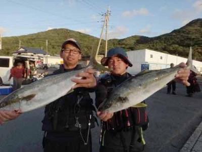 丸銀釣りセンターの2019年10月19日(土)2枚目の写真