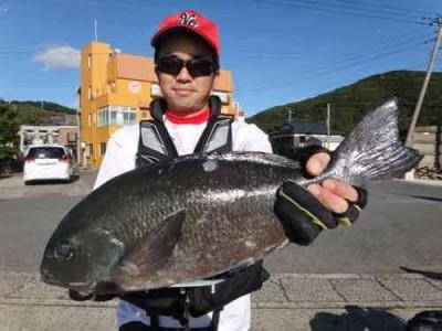 丸銀釣りセンターの2019年10月19日(土)4枚目の写真