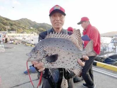 丸銀釣りセンターの2019年10月19日(土)5枚目の写真